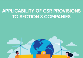 Applicability of CSR Provisions to Section 8 Compaines